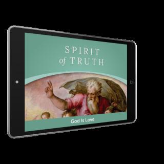 Spirit of Truth Grade 1 Digital App: God is Love