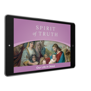 Grade 2 Digital App: Our Life in Jesus (Parish Edition)