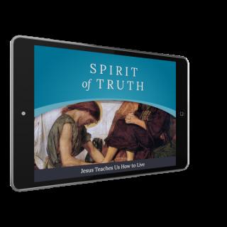 Spirit of Truth Grade 4 Digital App: Jesus Teaches Us How to Live (Parish Edition)