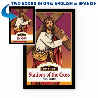 Bi-lingual Stations of the Cross Booklet